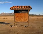 Alan Kupchick: Bulletin Board, Interstate 15, Primm Valley, California, 2006
