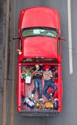 Alejandro Cartagena: Carpoolers #32