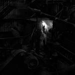Colette Campbell-Jones: Welder, Coal Washery