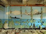 Dave Jordano: Room Detail 23, Chanute AFB, Rantoul, IL