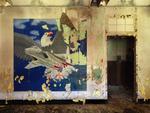 Dave Jordano: Room Detail 4, Chanute AFB, Rantoul, IL