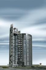 David Trautrimas: Electric Razor Cooperative, 2008