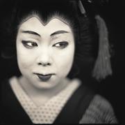 Hiroshi Watanabe: FACES: Kabuki Players