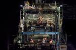 Jamey Stillings: Ironworkers, Nevada Arch Segment, July 1, 2009