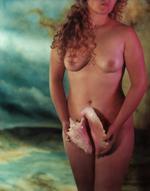 Jo Whaley: Birth of Venus study, 1989
