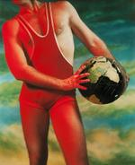 Jo Whaley: Global Folly, 1989