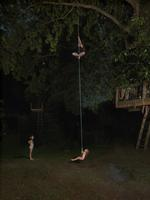Julie Blackmon: Rope Swing, 2016