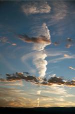Laurie Tümer: Cloud No. 8716