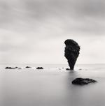 Michael Kenna: Rock Formations, Study 2, Yoichi, Hokkaido, Japan, 2004