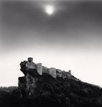 Michael Kenna: Midday Sun, Roccascalegna Castle, Abruzzo, Italy