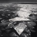 Michael Kenna: Orumnai Ice, Hokkaido, Japan