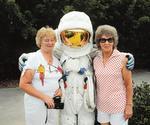 Nathan Benn: Space Tourists, 1981