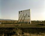 Steve Fitch: et Drive-in Theater, Tularosa, New Mexico, January 8, 1983