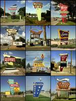 Steve Fitch: Motel signs, 1979 to 2005