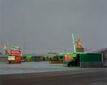 Steve Fitch: Texan Motel, Highway 64, Raton, New Mexico; December 19, 1980