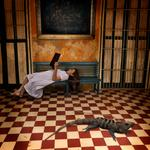 Tom Chambers: Afternoon with Octavio, 2010
